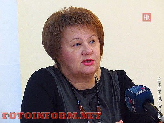 Об этом сегодня, 11 октября, во время пресс-конференции сообщила начальник социальной поддержки населения городского совета Юлия Вовк. По ее словам, мероприятие пройдет в театре корифеев 12 октября, начало в 15.00.