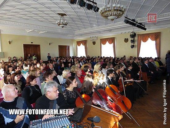 Кропивницком, отметили День местного самоуправления , секретарь городского совета Андрей Табалов, кировоградский городской совет, фото игоря филипенко