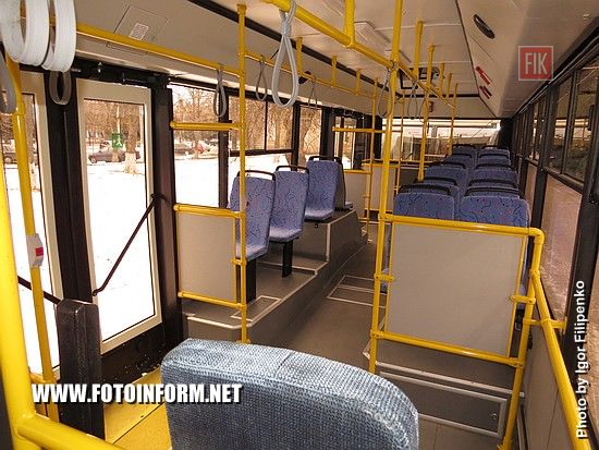 В Кропивницком новые троллейбусы вышли на маршруты города (фоторепортаж)