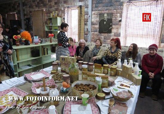 Сьогодні, 4 березня , у Кропивницькому в тайм клубі «Берлога» відбувся еко-фестиваль.