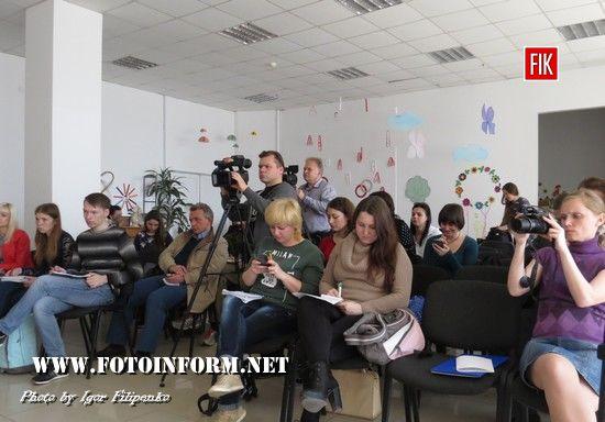 У Кропивницькому буде працювати ще один новий гуманітарний інститут, прес-клуб, Володимир Казарін