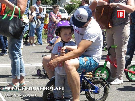 У Кропивницькому відбулись дитячі перегони, Роверок, кировоградские новости, кропивницкий новости, фото игоря филипенко