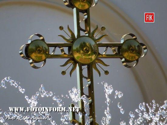 Кропивницький: у храмі діти показали виставу, Соборного храму Благовіщення Пресвятої Богородиці, кировоградские новости, кропивницкитй новости, фото игоря филипенко