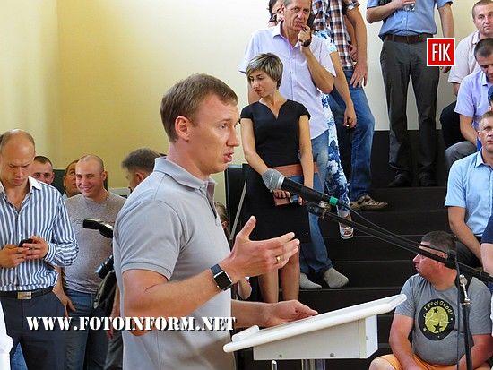 У чемпіонаті з пауерліфтингу змагалися силовики Кіровоградщини