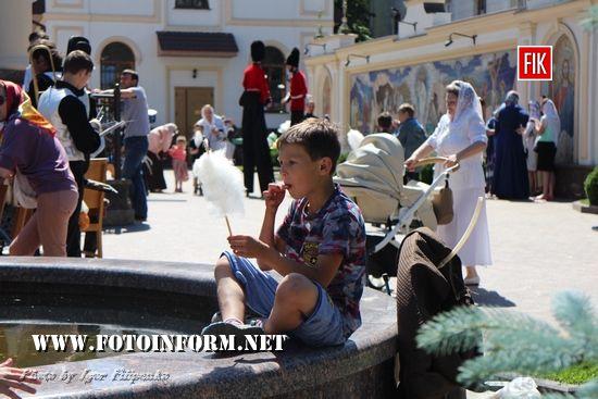 Кропивницький, свято «Білої Квітки», у фотографіях Ігора Філіпенка, Благовіщення Пресвятої Богородиці, кіровоград,