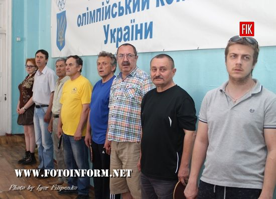 У Кропивницькому провели спортивні змагання серед журналісті