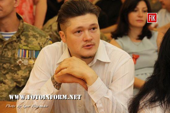 У Кропивницькому відбулись святкові урочистості, кировоградские новости, кропивницкий, городской совет, фото игоря филипенко