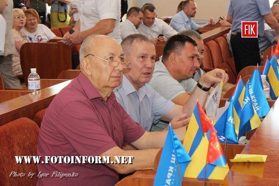 Кропивницький: чергове засідання 12 сесії у фотографіях