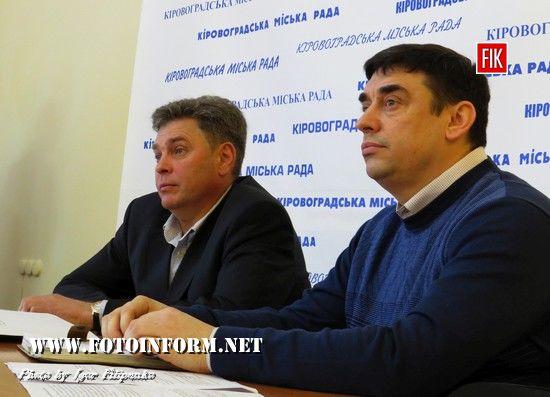 Керівники комунальних підприємств Кропивницького продовжують звітувати перед громадою міста за результатами своєї діяльності у 2016 році. 1