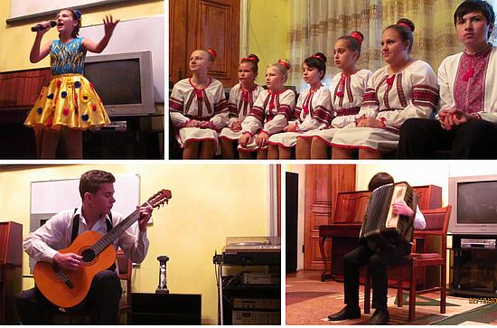 У Кропивницькому відбувся дитячий захід (ФОТО)