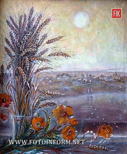 Кіровоградщина: до річниці пам'яті художниці (фото)
