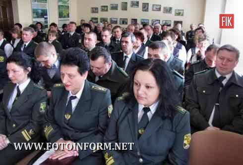 На Кіровоградщині лісівники провели розширену колегію (фото)