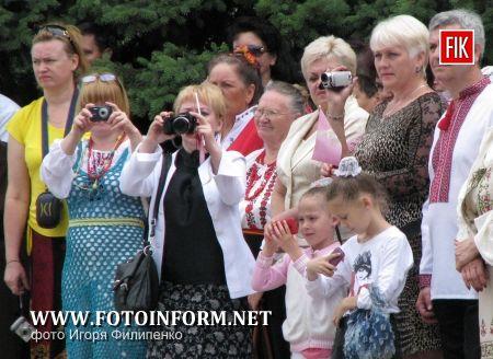 Кировоград: фестиваль народного творчества (фоторепортаж)