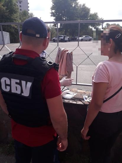 У Кропивницькому СБУ викрила на хабарі інспектора виправної колонії (ФОТО)