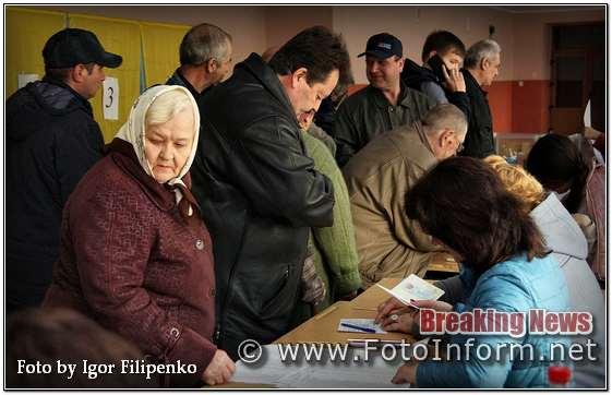 Кропивницький, вибори 2019, фотографіях, фото филипенко,