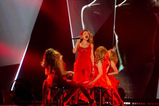 """Тіна Кароль дасть сім сольних концертів поспіль в Національному Палаці """"Україна"""""""