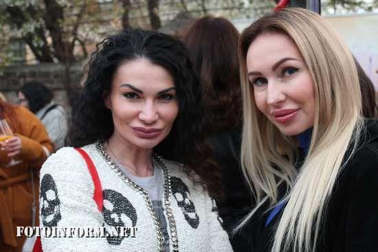 Aina Gasse в Києві представила нову колекцію, фоторепортаж Киев