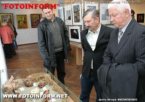 Выставки семьи Пухинды - Турецких (фоторепортаж) Игоря Филипенко,Кировоград,FotoInform