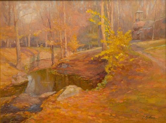 31 жовтня 2017 року в Кіровоградському обласному художньому музеї розгорнуто експозицію «Осінній вернісаж» присвячену осінній порі року.