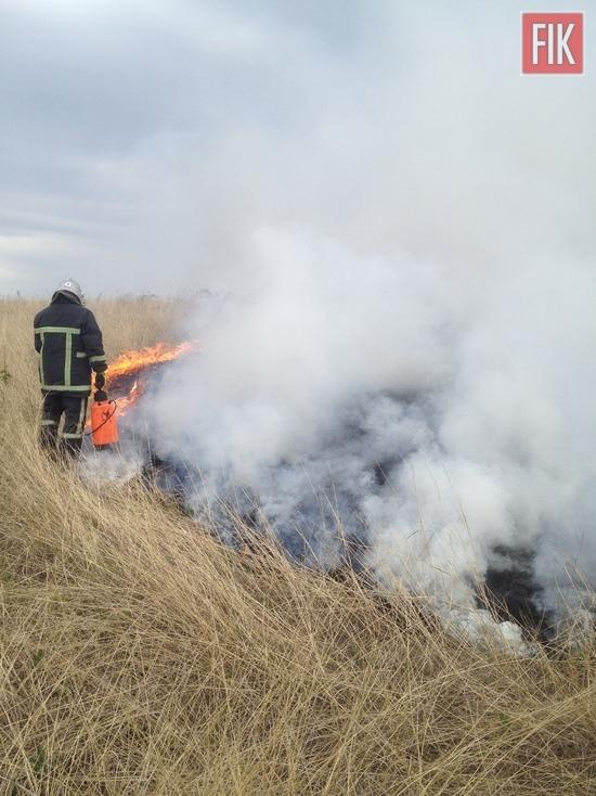 11 травня о 14:33 до Служби порятунку «101» надійшло повідомлення про пожежу сухої трави на відкритій території біля с. Високі Байраки Кіровоградського району. Горіло на ділянці 2000 м2.
