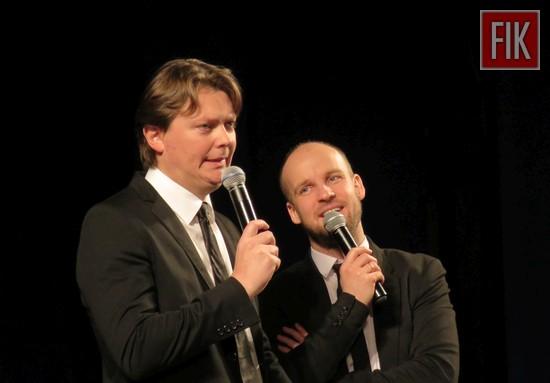 У Кропивницькому «Брати Шумахери» подарували більше 100 хвилин щирого сміху (фоторепортаж)