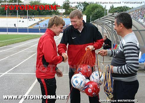 Губернатор Кировоградской области Сергей Ларин, фото Игоря Филипенко