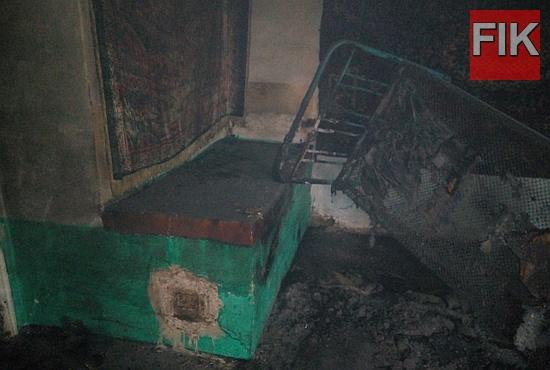 29 грудня о 09:10 до Служби порятунку надійшло повідомлення про пожежу у житловому будинку в с. Стара Осота Олександрівського району.