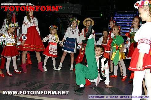 Главный детский конкурс красоты состоялся в Кировограде (фоторепортаж)