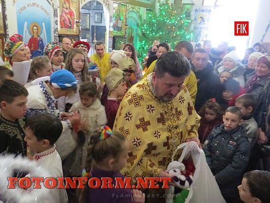 В Кировограде тысячи горожан пришли в храм