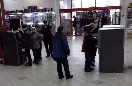 Кировоград: люди в панике!? (фото)