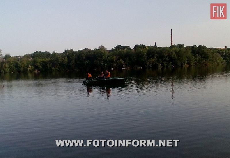 Кіровоградщина: на водоймі загинула людина