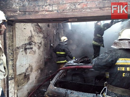 6 січня о 10:01 до Служби порятунку «101» надійшло повідомлення про пожежу на території приватного домоволодіння по вул. Григорія Сокальського у м. Олександрія.