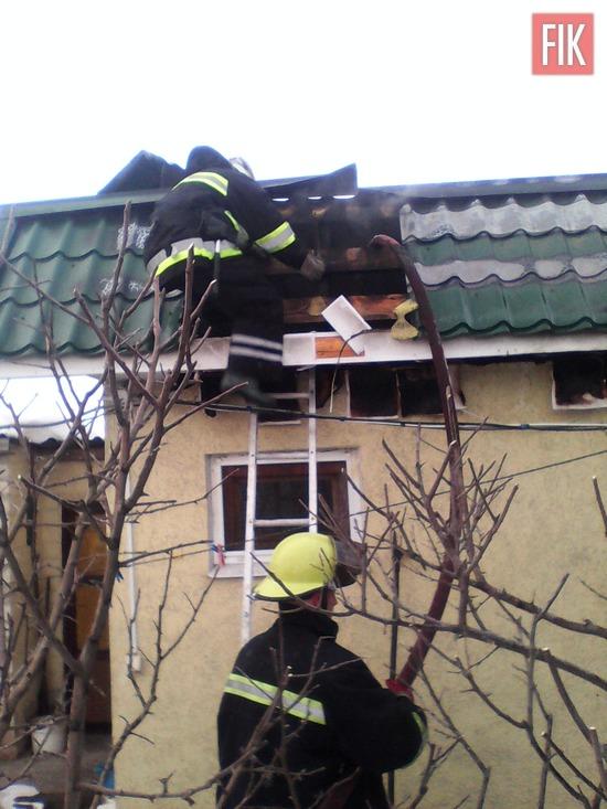 17 лютого о 16:22 до Служби порятунку «101» надійшло повідомлення про пожежу на вул. Лесі Українки у м. Долинська.