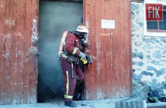 3 квітня о 06:51 до Служби порятунку «101» надійшло повідомлення про пожежу споруди на вул. Героїв Чорнобиля в м. Світловодську.