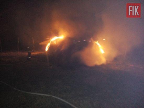 За добу, що минула, на території Кіровоградської області виникло 4 пожежі сміття та рослинності.