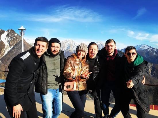 На горнолыжном курорте Габала состоялся XII Международный фестиваль юмора и музыки «Весело 2018».