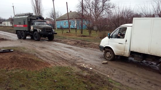 На Кіровоградщині двічі надавали допомогу водіям автомобілів по буксируванню (ФОТО)