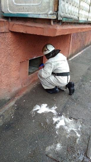 27 березня об 11:47 до Служби порятунку «101» надійшло повідомлення про те, що у підвалі багатоповерхівки перебуває чоловік, який, ймовірно, потребує медичної допомоги.