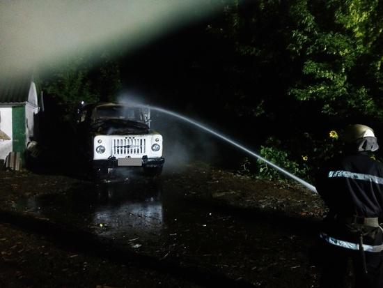 11 липня о 01:57 до Служби порятунку «101» надійшло повідомлення про пожежу автомобіля на вул. Пушкіна м. Мала Виска.