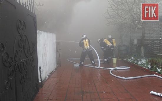21 квітня о 13:28 до Служби порятунку «101» надійшло повідомлення про пожежу на території приватного домоволодіння по вул. Містечковій у м. Мала Виска.