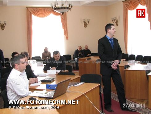 Вчера в Кировоградском горсовете состоялось совещание, посвященное транспортной системе города, сообщает Fotoinform