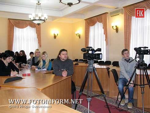 Кировоград: сквер Центральный станет трезвым и красивым (фото)