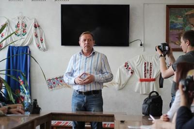 Галерея «Єлисаветград» вперше проводить пленер.