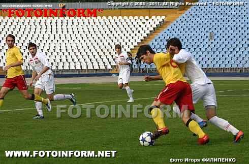 «Зирка» продолжает проигрывать, фото Игоря Филипенко