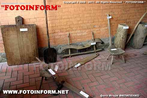 Выставка деревянных предметов прошла в Кировограде (фото)