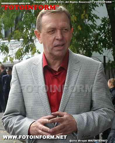Николай Цуканов директор галереи Елисаветград, фото Игоря Филипенко