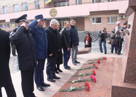 17 березня у м. Кропивницькому відбулись урочисті заходи з нагоди продовження відзначення Української революції 1917-21 років – утворення Центральної Ради.