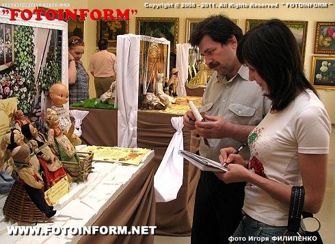 Уникальная выставка кукол открылась в Кировограде (фоторепортаж) игоря филипенко , кировоград