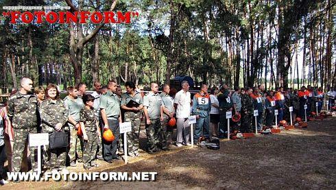 Шості обласні змагання вальників лісу відбулись на Кіровоградщині (ФОТО)