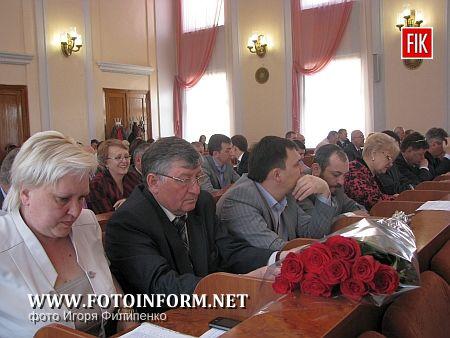 Кіровоград: у міськраді засідали депутати (ФОТО)